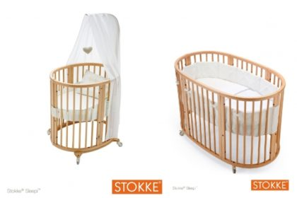 In Vetrina: Lettino Stokke Sleepi
