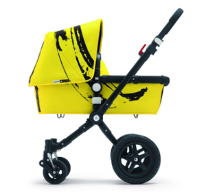 Duo Bugaboo Cameleon Andy Warhol Banana – Special Edition