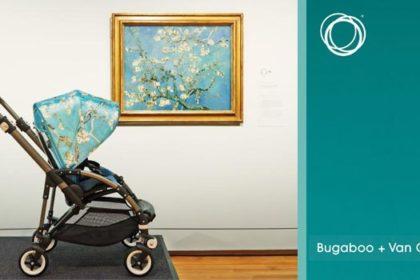 Bugaboo Bee Van Gogh - Edizione Limitata