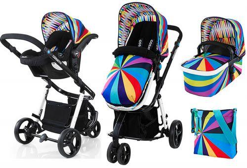 Trio Cosatto Giggle 2: il trio colorato per il tuo bebè