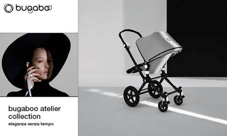 Passeggini/Duo/Trio Bugaboo Atelier - Limited Edition 2018