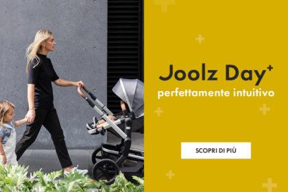 Joolz Day +  Il passeggino del futuro