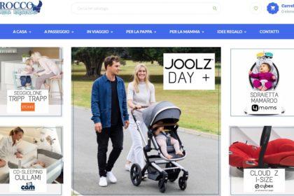 Nuovo sito per l'e-commerce!