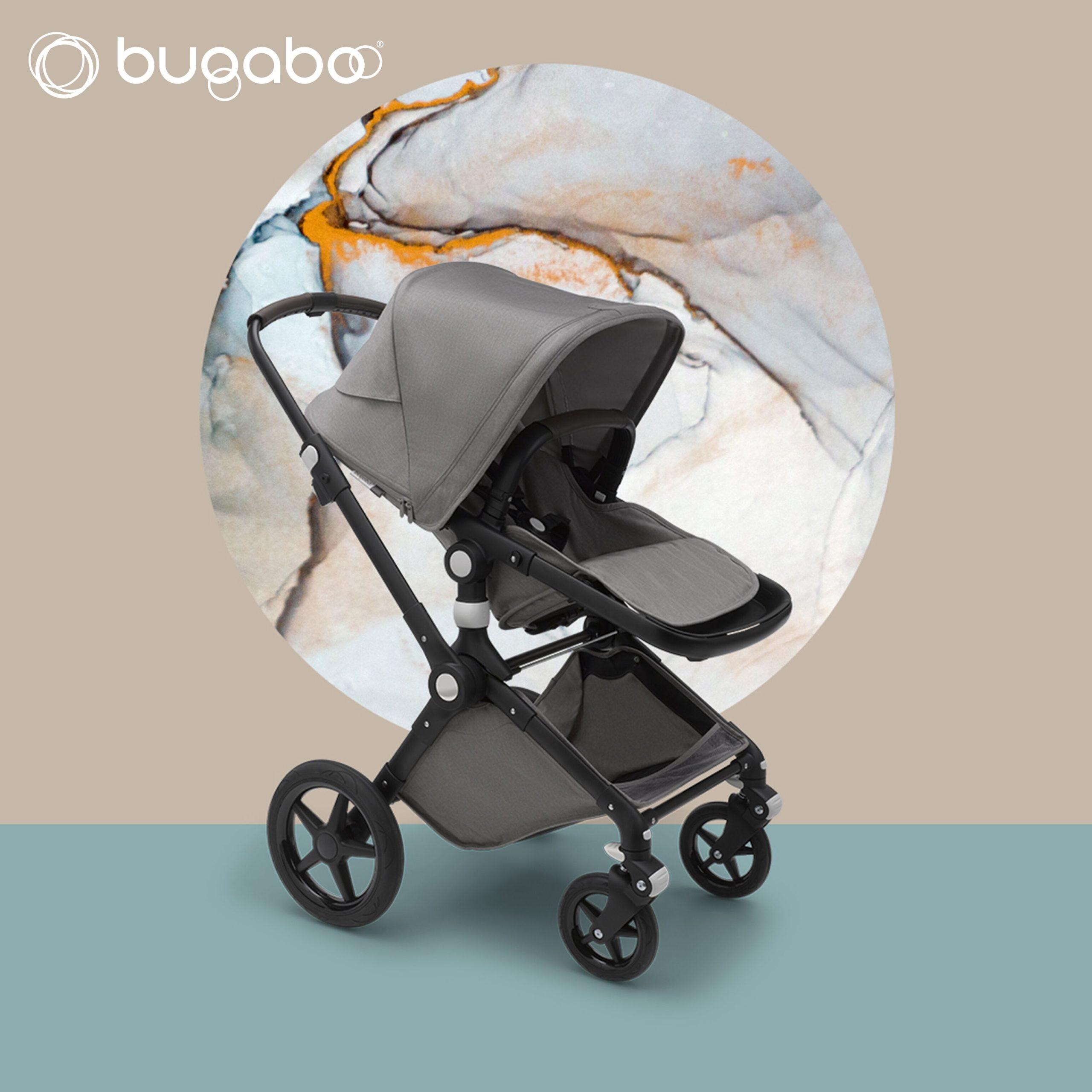 Nuovo duo Bugaboo Lynx - Novità trio 2021